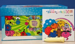 Mr Men and Little Miss complete set with magic pen